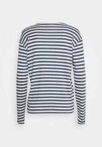 CLOSED - WOMEN´S - Long sleeved top - commodore blue - 1