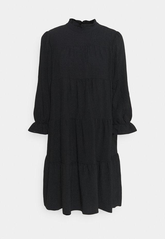 PCREY DRESS  - Hverdagskjoler - black