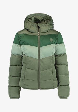JESS JR - Winter jacket - midnight green