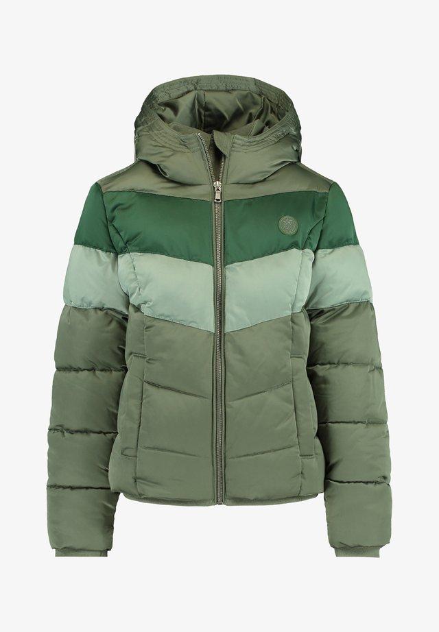 JESS JR - Winter jacket - midnight green