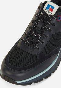 BOSS - ARIGON_RUNN_RA - Sneakers laag - dark blue - 4