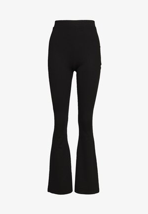 FLARE PANT - Leggings - black