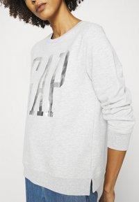 GAP - Sweatshirt - light heather grey - 5