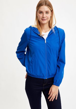 Light jacket - blue