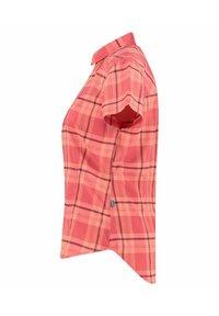 Meru - Button-down blouse - himbeer - 2