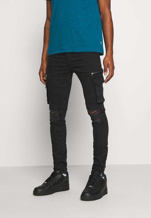 WALKA JEAN - Jeans Skinny Fit - black