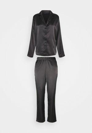 SKYE PANT AND SHIRT SET - Pyjama set - black caviar