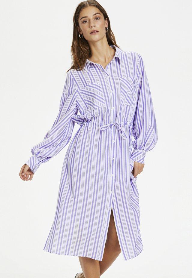 SALAMANCAKB  - Skjortekjole - aster purple