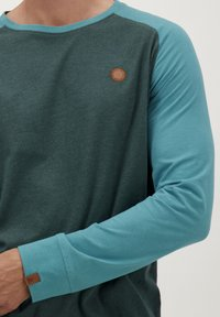 alife & kickin - SAMMYAK - Long sleeved top - emerald - 4
