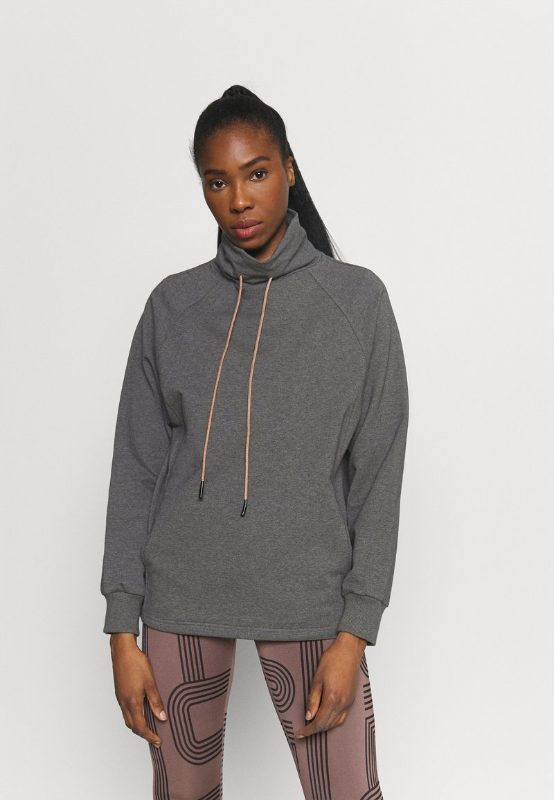Varley - Sweater - forged iron marl