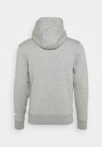 Fanatics - NHL ICONIC REFRESHER GRAPHIC HOODIE - Sweatshirt - sports grey - 1