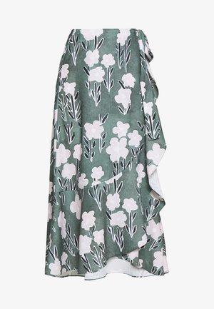 SKIRT URSA - A-line skirt - khaki