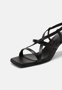 Selected Femme - SLFASHLEY  - Sandals - black - 7