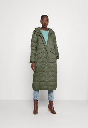 COAT - Winterjas - khaki green