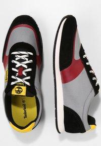 Timberland - LUFKIN  - Sneakers - md grey mesh wblk - 1
