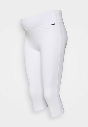 CAPRI - Leggings - Trousers - bright white