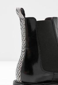 Billi Bi - Classic ankle boots - black - 2