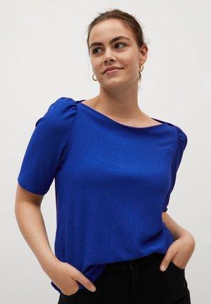 Blouse - blå