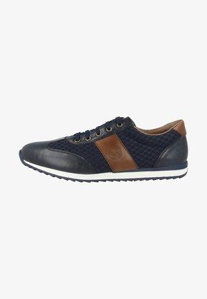 Sneakers laag - ocean navy amaretto