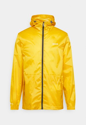 PACK IT  - Regenjacke / wasserabweisende Jacke - grapefruit