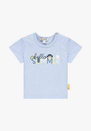 MIT ZAUBERHAFTEN DRUCK - Print T-shirt - kentucky blue