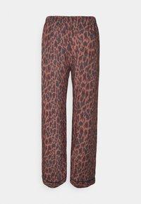 LingaDore - SET - Pyjamas - brown/black - 5