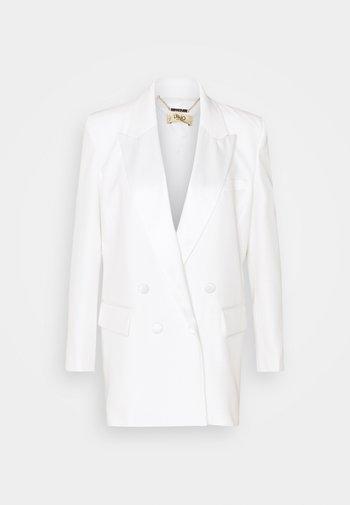 GIACCA BOYFRIEND - Short coat - star white