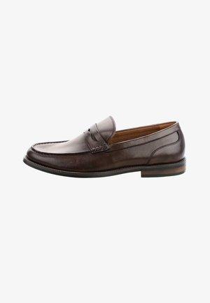 CARTOSIO - Slip-ons - brown