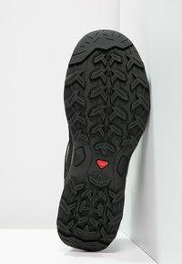 Salomon - EFFECT GTX - Hiking shoes - phantom/black/dawn blue - 4