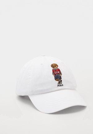 UNISEX - Caps - white