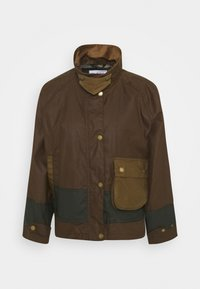 Barbour - ALEXA CHUNG PATRICIA WAX - Summer jacket - ancient - 1