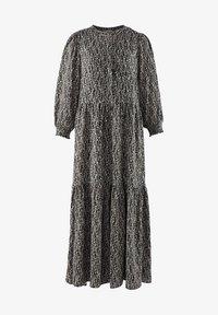 Alba Moda - Maxi dress - schwarz off white beige - 4