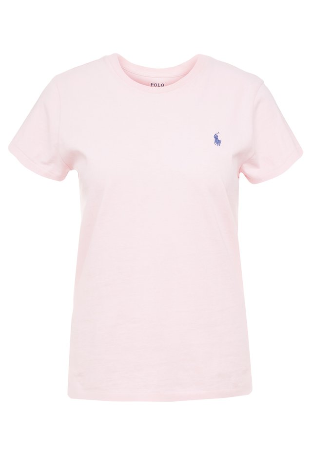 T-Shirt basic - resort pink