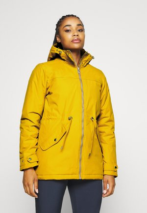 BRIGID - Winter coat - mustard seed