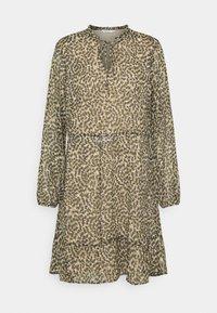 ONLMARGUERITE DRESS - Day dress - pumice stone/sunset
