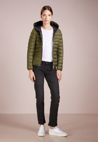 Save the duck - GIGA - Winter jacket - dusty olive - 1