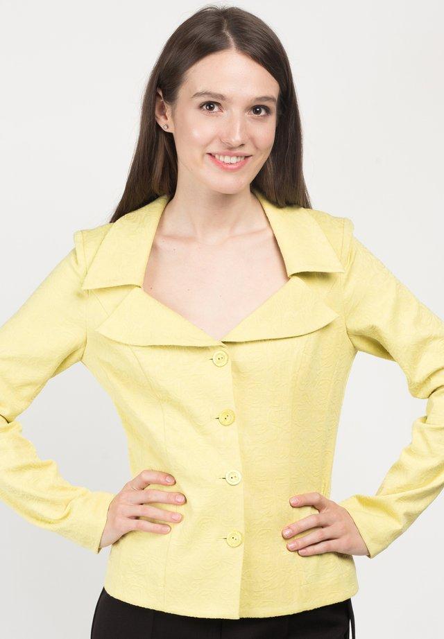 LIMOGES - Korte jassen - yellow