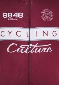 8848 Altitude - MITCHELL BIKE - Cycling-Trikot - burgundy - 2