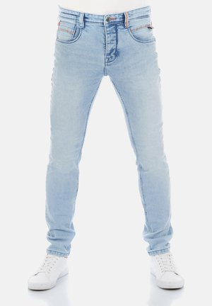 CASPAR - Slim fit jeans - light blue