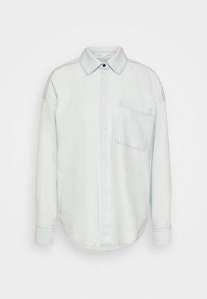 CHAMBRAY SHIRT - Košile - bleach/light blue
