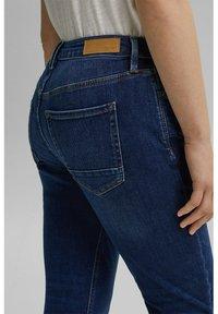 Esprit - MR CAP - Jeans Skinny Fit - blue dark washed - 6