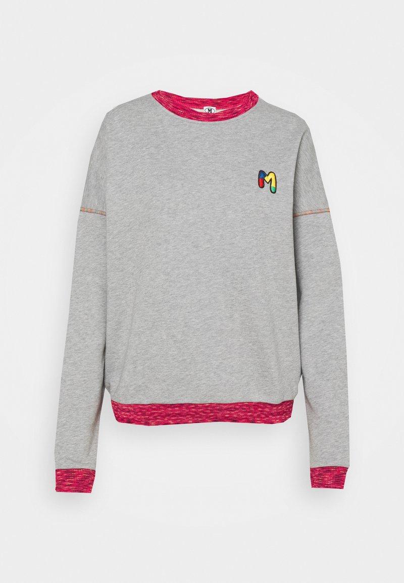 M Missoni - FELPA - Sweatshirt - grey