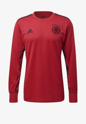 DEUTSCHLAND DFB TORWART HEIMTRIKOT - Nationalmannschaft - glory red