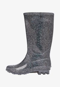 Next - WELLIES - Kalosze - metallic grey - 0
