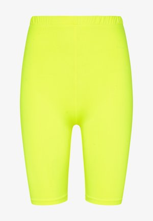 Shorts - jaune fluorescent