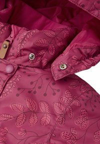 Reima - TAHO - Winter coat - jam red - 3