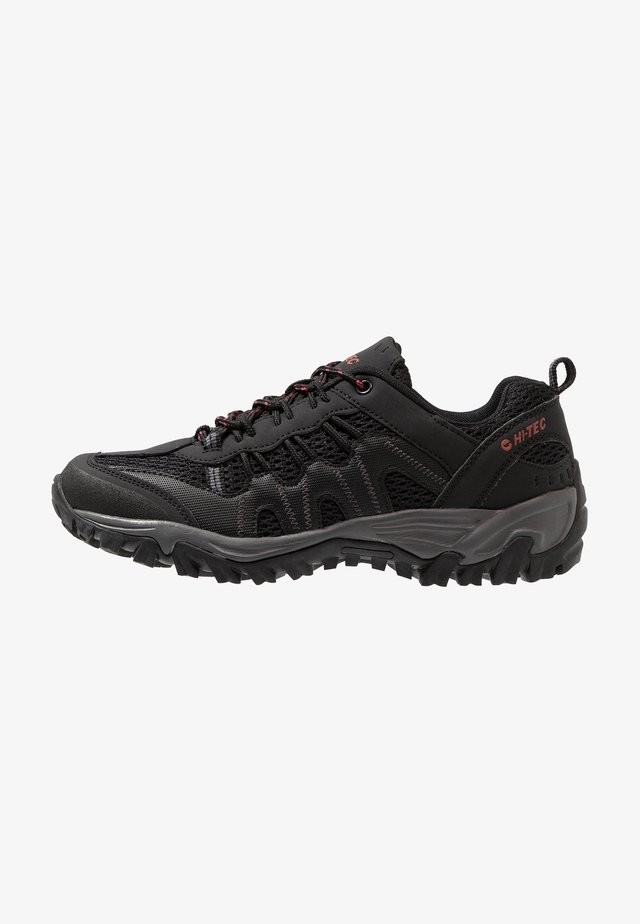 JAGUAR - Scarpa da hiking - black/picante