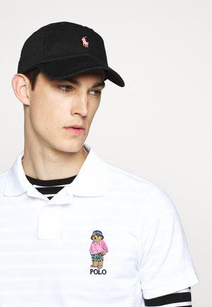 Caps -  black/neon