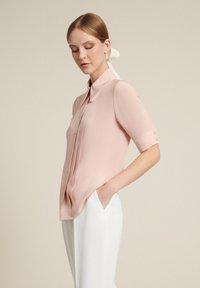 Luisa Spagnoli - BACINO       - Button-down blouse - rosa - 3