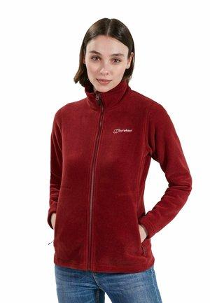 PRISM INTERACTIVE - Fleece jacket - red